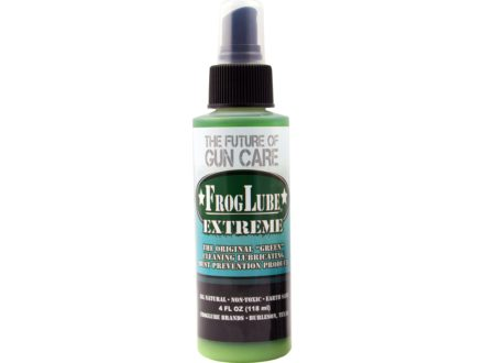 FrogLube CLP Bio-Based Cleaner, Lubricant, and Preservative 4 oz Liquid