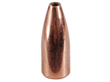 Nosler Varmageddon Bullets 20 Caliber (204 Diameter) 32 Grain Hollow Point Flat Base