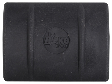 Mako Full Profile Picatinny Rail Cover Short Polymer Package of 3