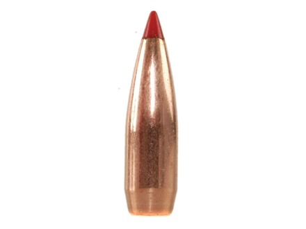 Hornady V-Max Bullets 264 Caliber, 6.5mm (264 Diameter) 95 Grain Boat Tail Box of 100