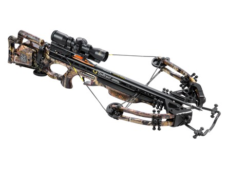TenPoint Stealth SS Crossbow Package with 3X Pro-View 2 Scope and ACUdraw Mossy Oak Break-Up Infinity Camo