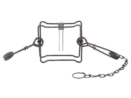 Duke #220 BT Body Trap Steel Silver