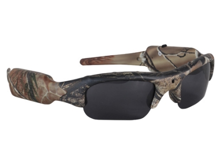 Hunter&#39;s Specialties I-KAM Xtreme Video Camera Hunting Glasses 3.0 Megapixel Polymer Frame Realtree AP Camo