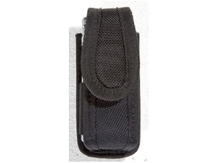 Tuff Products Phone Case Belt Holster Ballistic Nylon Black Small