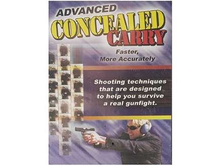Gun Video &quot;Advanced Concealed Carry: Faster, More Accurately&quot; DVD