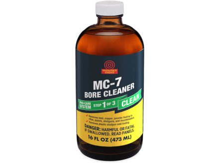 Shooter&#39;s Choice MC #7 Firearms Bore Cleaning Solvent 16 oz Liquid