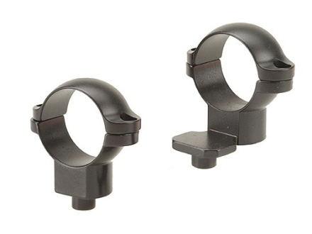 Leupold 1&quot; Quick-Release Rings Extended Front Matte High