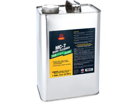 Shooter&#39;s Choice MC #7 Firearms Bore Cleaning Solvent 1 Gallon Liquid
