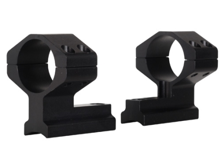 "Weaver 2-Piece Scope Base with 1"" Integral Rings CVA (2010 and Newer Models) Matte Medium"