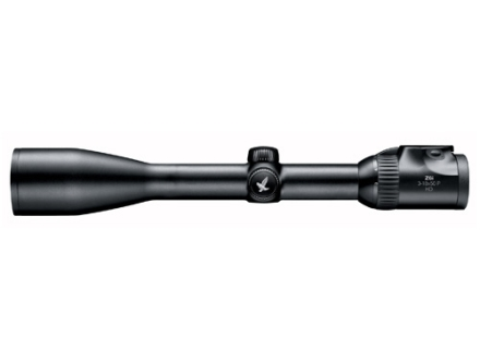 Swarovski Z6i 2nd Generation Rifle Scope 30mm Tube 3-18x 50mm 1/20 Mil Adjustments Side Focus Illuminated 4A-I Reticle Matte