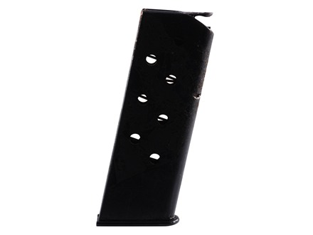 Military Surplus Magazine TT33 7.62x25mm Tokarev 8-Round Steel Black
