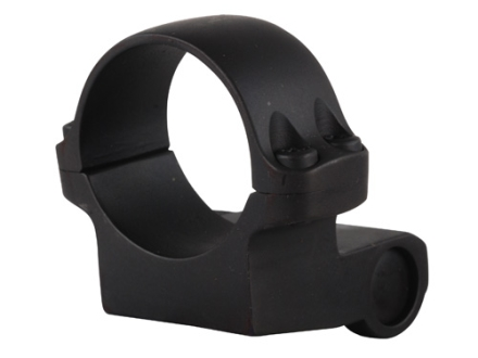 "Ruger 1"" Extended Front Ring Mount 4BO Matte Medium"