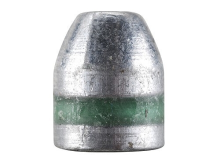 Hunters Supply Hard Cast Bullets 38 Caliber (359 Diameter) 100 Grain Lead Flat Nose