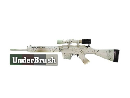 Lauer UnderBrush Camo Template Only