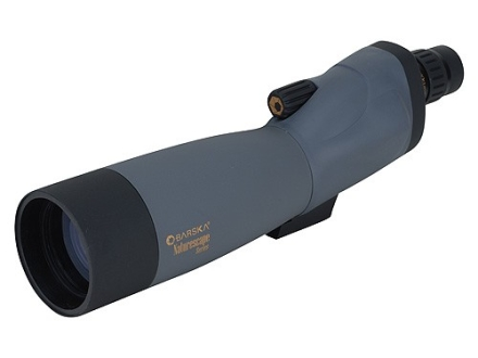 Barska Naturescape Spotting Scope 20-60x 60mm Armored Black