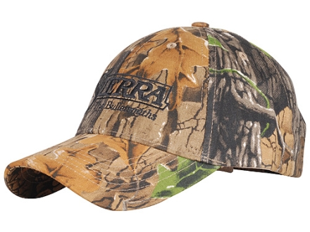 Sierra Twill Cap Camo