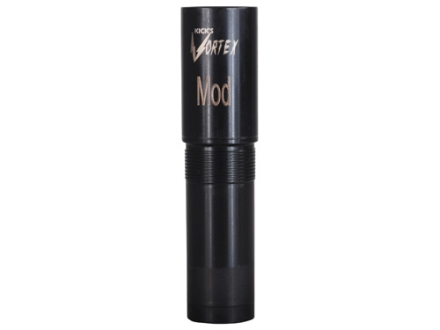 Kick&#39;s Vortex Black Cloud Waterfowl Choke Tube Benelli, Beretta Mobilchoke 12 Gauge