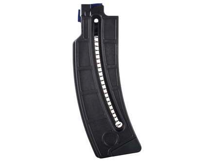 Smith & Wesson Magazine S&W M&P 15-22 22 Long Rifle 10-Round Long Body Polymer Black