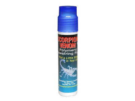 Scorpion Venom Polymeric Bowstring Fluid Bow String Conditioner 8 Gram
