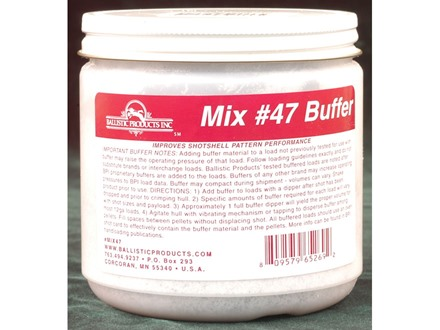 BPI Shot Buffer #47 Mix 500cc (Approximately 1/2 lb)