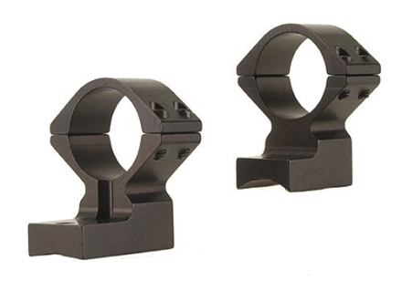 "Talley Lightweight 2-Piece Scope Mounts with Integral 1"" Rings Weatherby Lightweight Matte High"