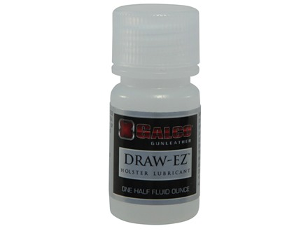 Galco Draw-EZ Holster Treatment 1/2 oz Bottle