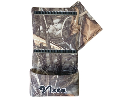 Vista Rustler EXP 6-Arrow Hip Quiver Polyester Camo