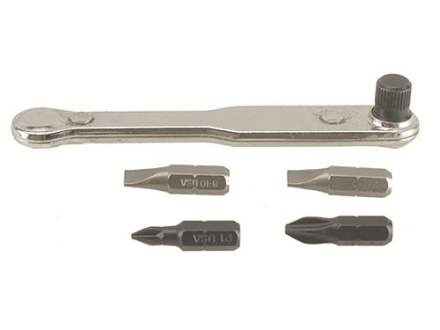 General Tool Ratchet Offset Screwdriver Set
