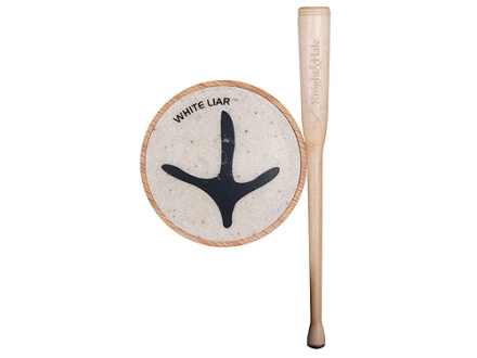 Knight & Hale White Liar Wood Turkey Call