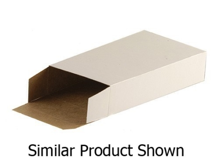CB-08 Folding Cartons Cardboard White Box of 500