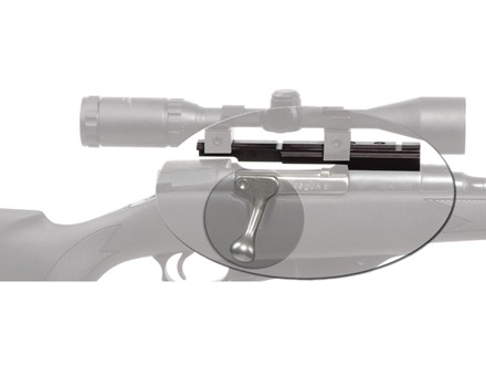 Advanced Technology Weaver-Style Scope Mounting System with Bent Bolt Handle Mosin Nagant