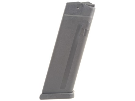 Glock Magazine Glock 20 10mm Auto 10-Round Polymer Black