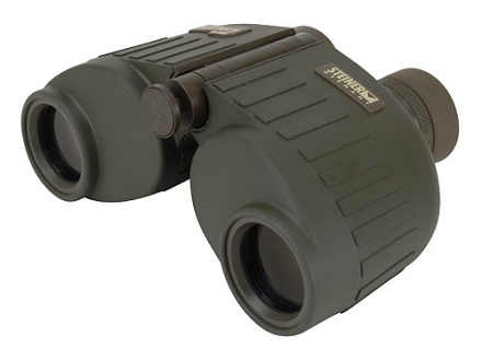 Steiner Military R Tactical Binocular 8x 30mm with U.S. Army M-22 Reticle Rubber Armored Green
