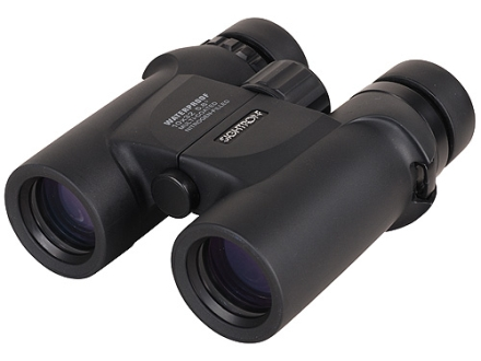 Sightron SIII Binocular 10x 32mm Roof Prism Magnesium Body Armored Black