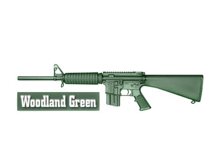 Lauer DuraCoat Firearm Finish Woodland Green 4 oz