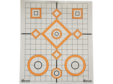 Burris Target 12&quot; x 12&quot; Package of 10