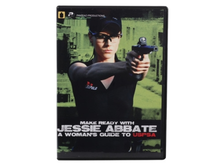 Panteao Make Ready with Jessie Abbate: a Woman's Guide to USPSA DVD