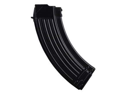 Military Surplus Magazine AK-47 7.62x39mm 30-Round New Condition Steel Matte