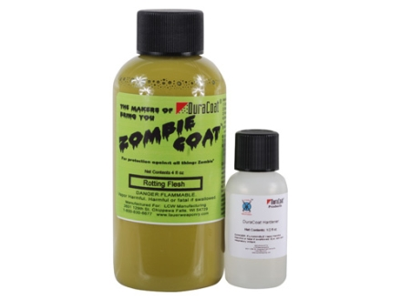 Lauer DuraCoat Zombie Coat Firearm Finish Rotting Flesh 4 oz