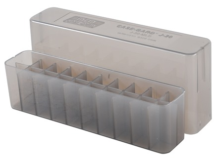 MTM Slip-Top Ammo Box 7mm Winchester Short Magnum (WSM), 300 Winchester Short Magnum (WSM), 45-70 Government 20-Round Plastic