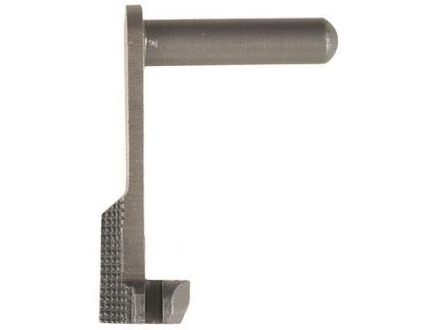Cylinder & Slide Checkered Slide Stop 1911 45 ACP Stainless Steel