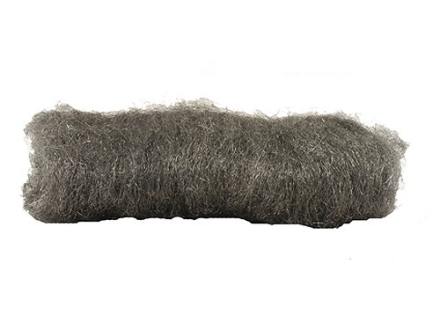 Rhodes Steel Wool #0 Medium Fine Sleeve of 16 pads