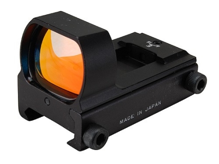 TRUGLO TruPoint Reflex Red Dot Sight 4 MOA Dot with Integral Weaver-Style Base Matte
