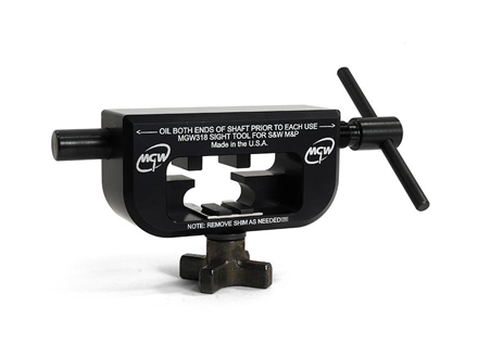 Maryland Gun Works Front & Rear Sight Tool S&W M&P
