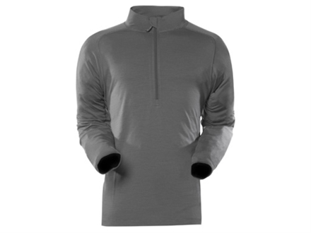 Sitka Gear Men's Merino Zip-T Base Layer Shirt Long Sleeve Wool