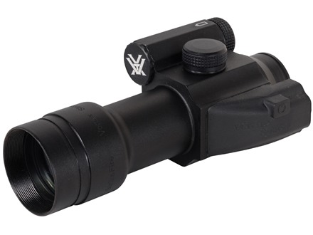 Vortex StrikeFire Red Dot Sight 30mm Tube 1x 4 MOA Red and Green Dot with Extra-High Weaver-Style Ring Matte