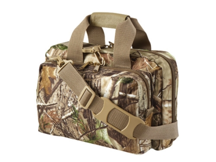 Buck Commander Shooter&#39;s Bag Nylon Realtree AP Camo