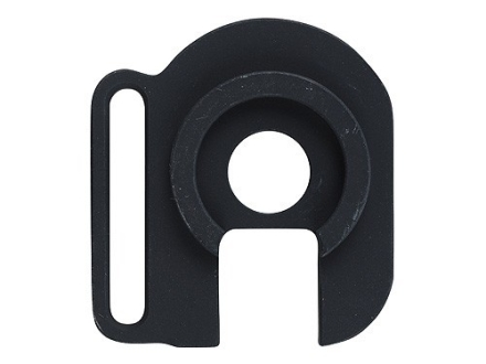 Midwest Industries Slot End Plate Sling Mount Adapter Mossberg 500, 590 12 Gauge Left Hand Aluminum Matte
