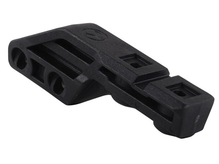 Magpul MOE Scout Mount 1 O'Clock (Right Side) Picatinny Rail Flashlight Attachment Point Fits MOE AR-15 Handguards & Remington 870 Forends Polymer Black