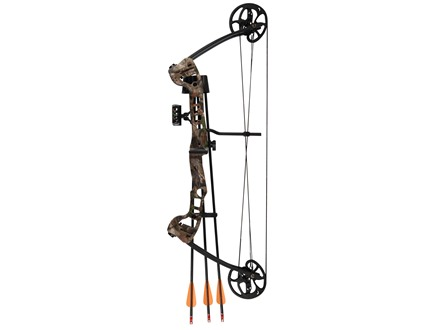 "Barnett Vortex Compound Youth Bow Package 16-45 lb 21""-27"" Draw Length Camo"
